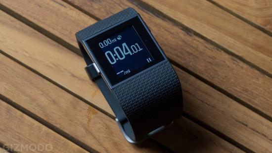 Orologio GPS Fitbit Surge recensione