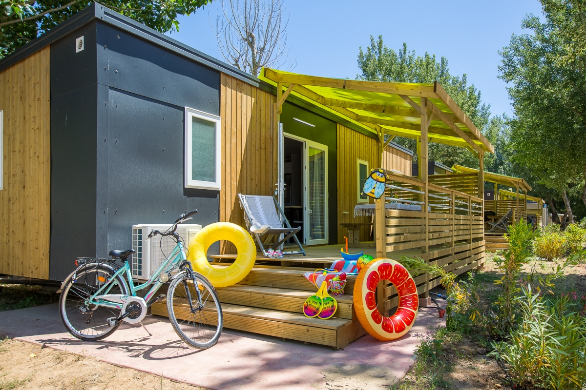 mobil homes 6 personnes camping