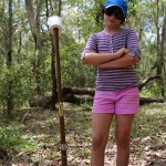 3 ways to potty in the woods
