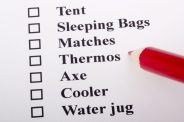 Camping Checklist Image