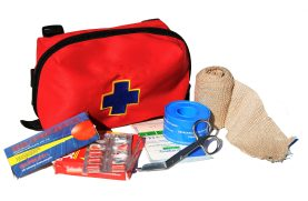 First aid treatments 9