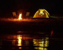Romantic Camping Date 3