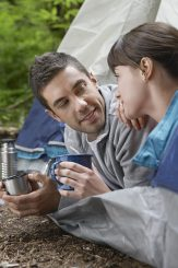 Romantic Camping Date 8