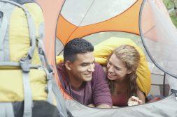 Romantic Camping Date 7