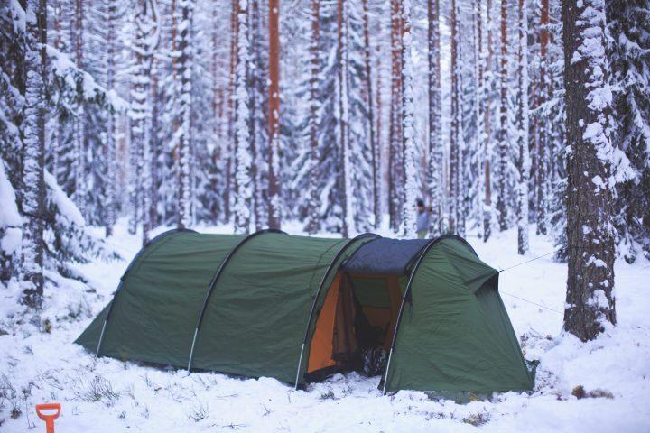 Winter Camping 1