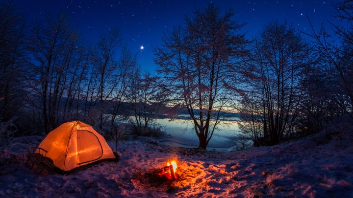 Winter Camping 4