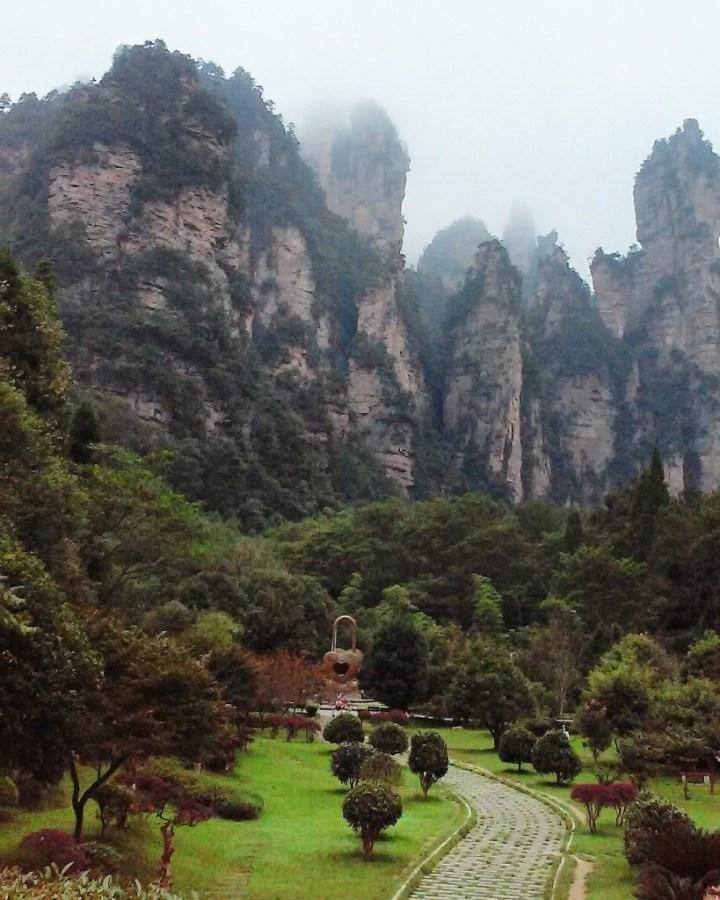 Zhangjiajie 14