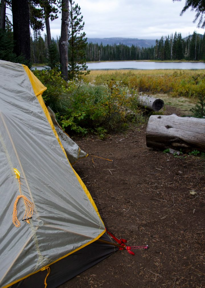 Camping Solo 3