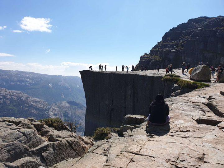 Preikestolen or Pulpit Rock Norway 1