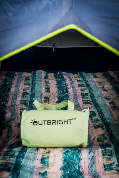 Outbright Camping Pillow