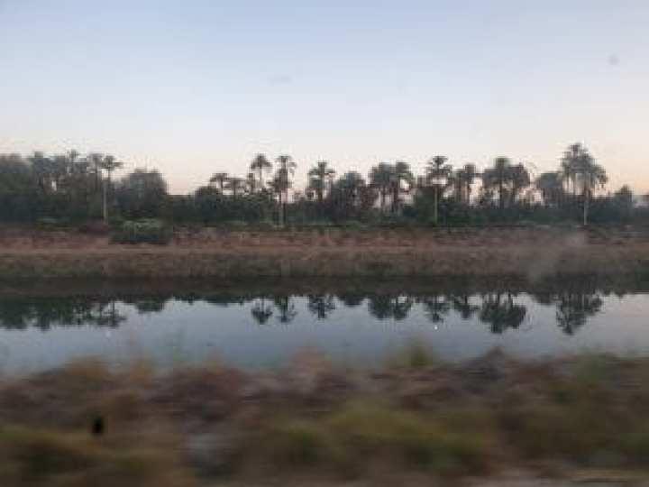 Cairo to Aswan Rail 2