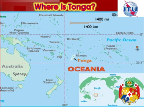 Tongatapu Island 1