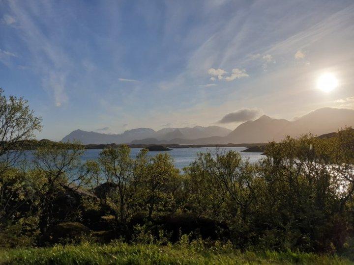 The Lofoten Islands Norway