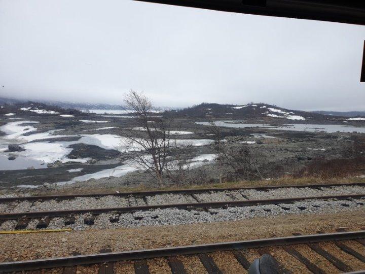 Hardangervidda Plateau Norway