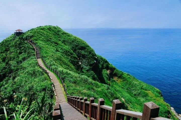 Bitou Cape explore in Taiwan