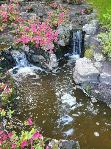 Japanese Garden at Keukenhof