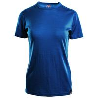 Isobaa clothing short sleeve blue shirt