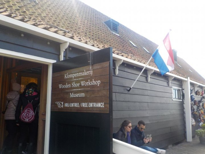 Wooden Shoe Workshop Museum