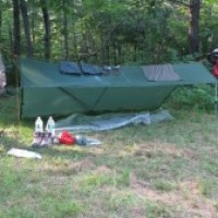 I Made My Own Backpacking Tarp, Part 2
