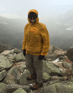 rainwear for hiking and backpacking