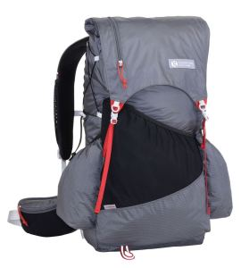 The Gossamer Gear Kumo 36 L Pack is great for advanced ultralight backpackers on short trips.