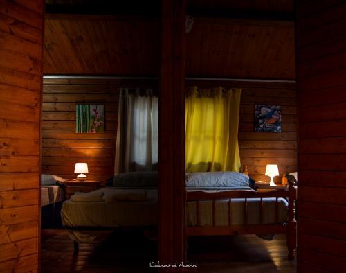 Cabaña 11 dormitorios