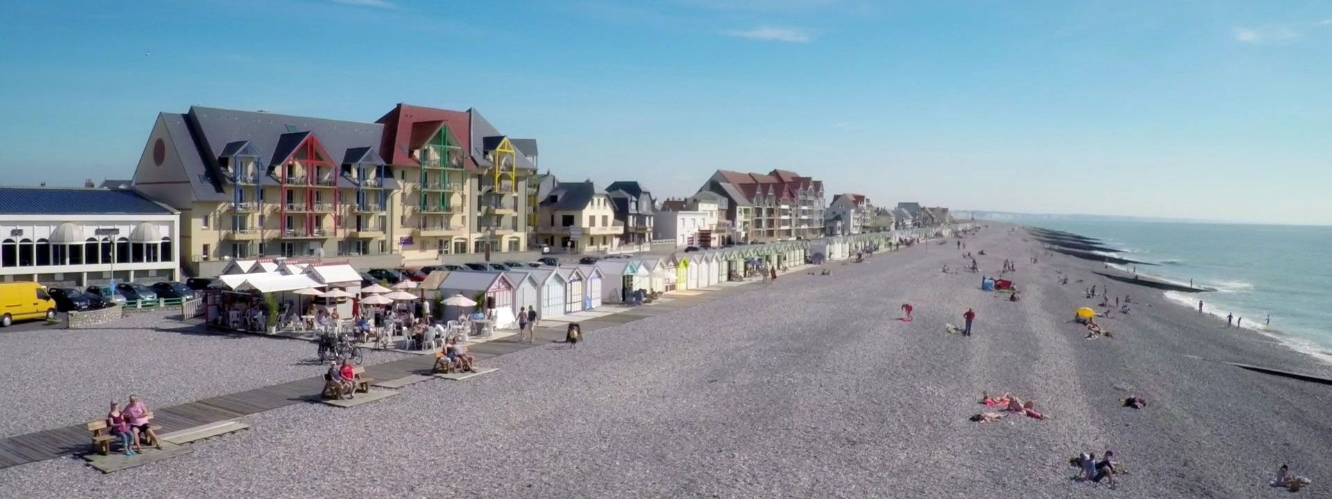 Camping Cayeux Sur Mer Somme CAMPING LE ROYON