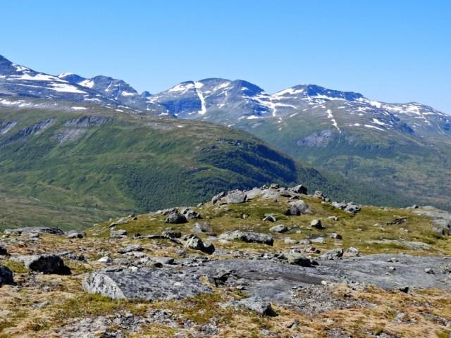 Trekking Trollheimen Snota