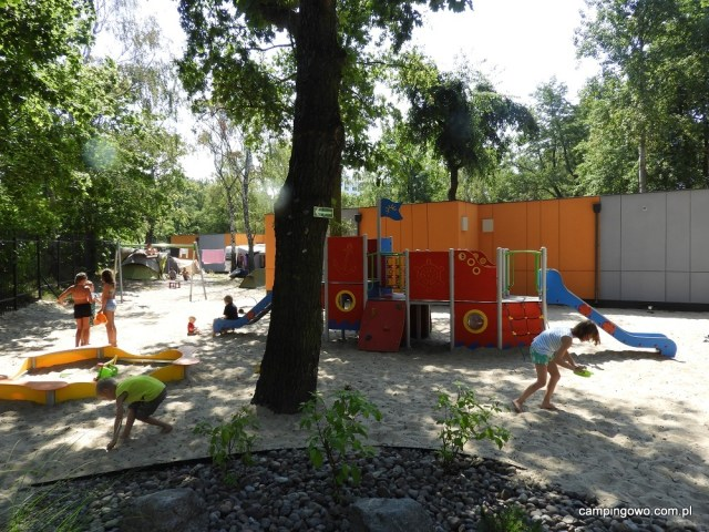 Camping Park 45 plac zabaw