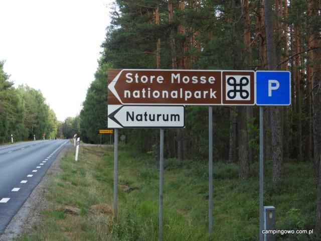 Store Mosse wjazd