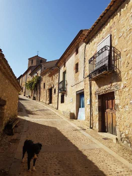 Calles de Caracena