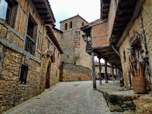 Calatañazor. Pueblos medievales