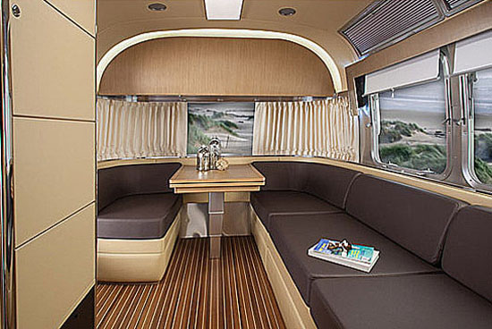 Introducing The Airstream Land Yacht