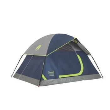 Coleman Sundome 2 Person Kayaking Camping Tent