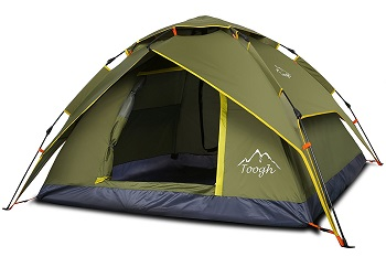 Toogh 2-3 Person Kayaking Camping Tent