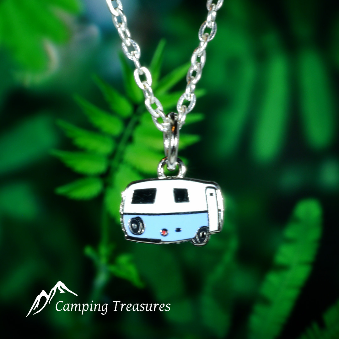 Necklace – Boler/Scamp – Blue