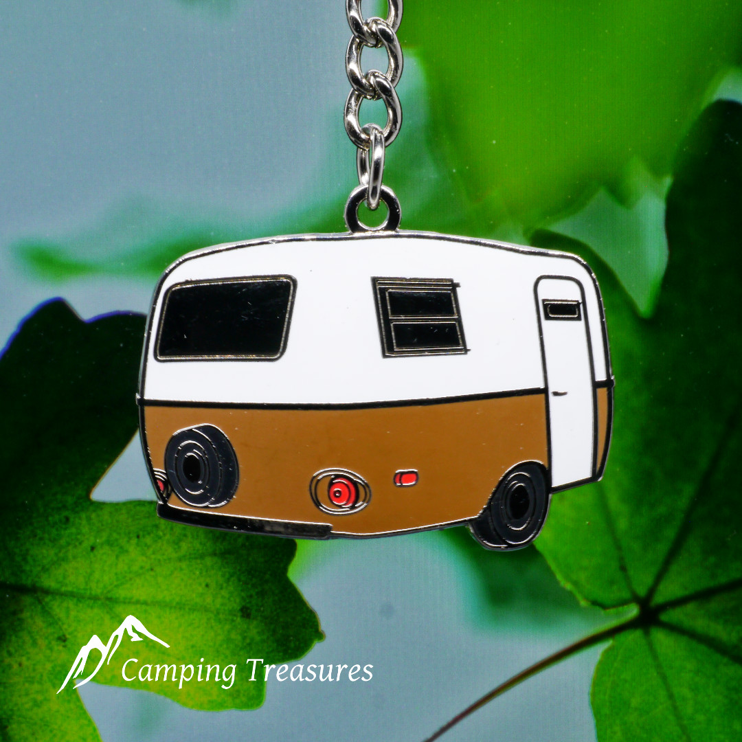 Key Chain – Boler/Scamp – Brown