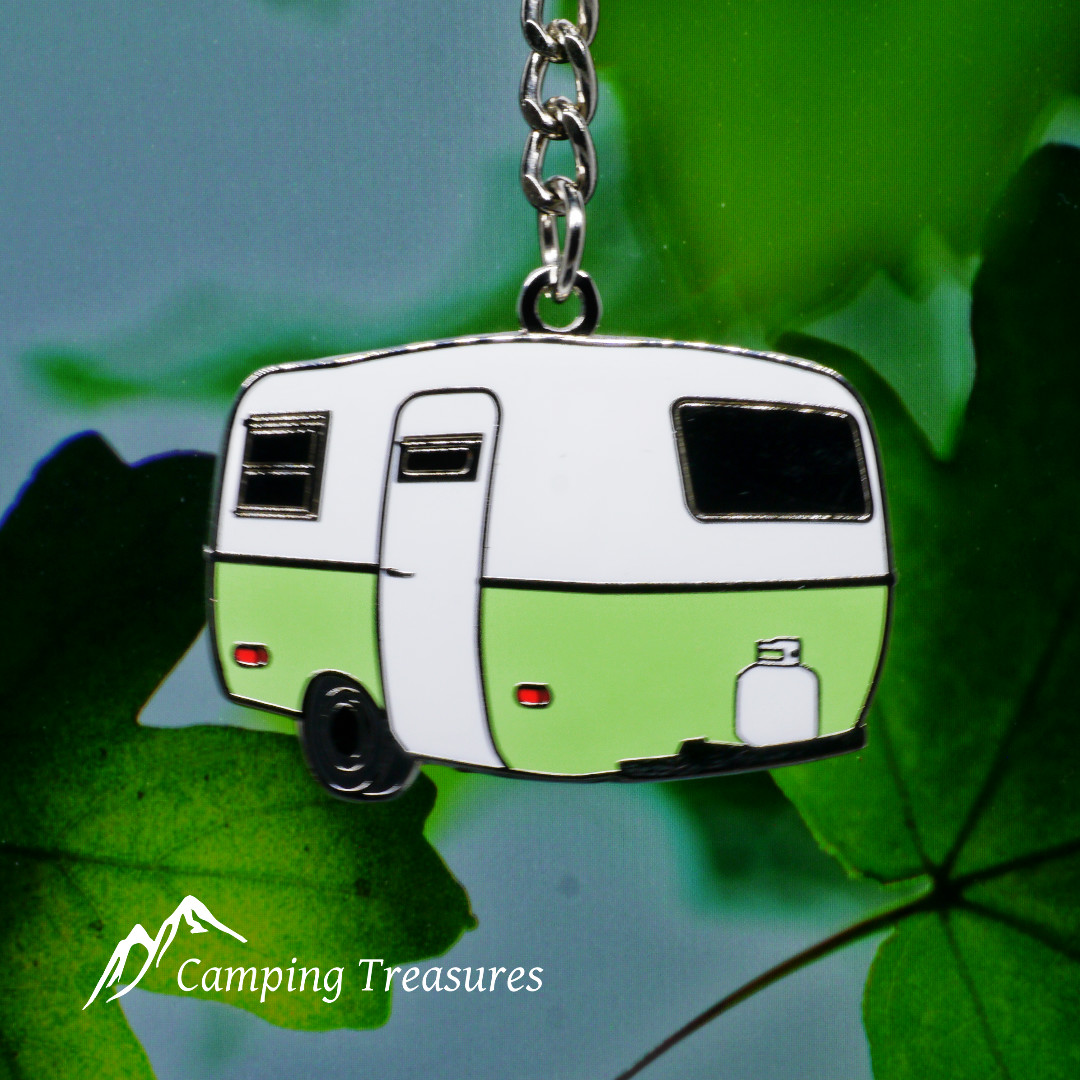 Key Chain – Boler/Scamp – Green