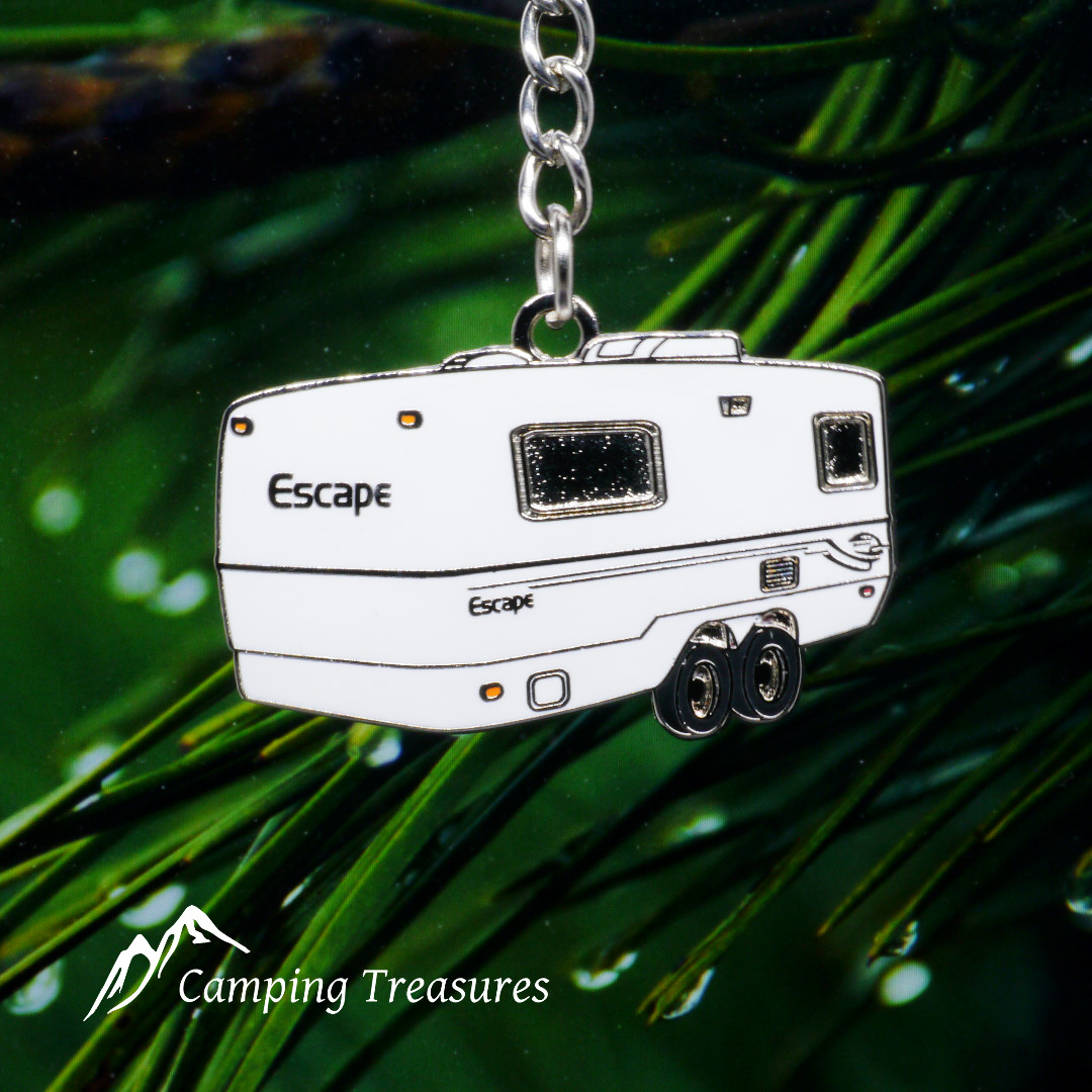 Key Chain – Escape Trailer