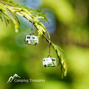Earrings – Boler/Scamp – Green