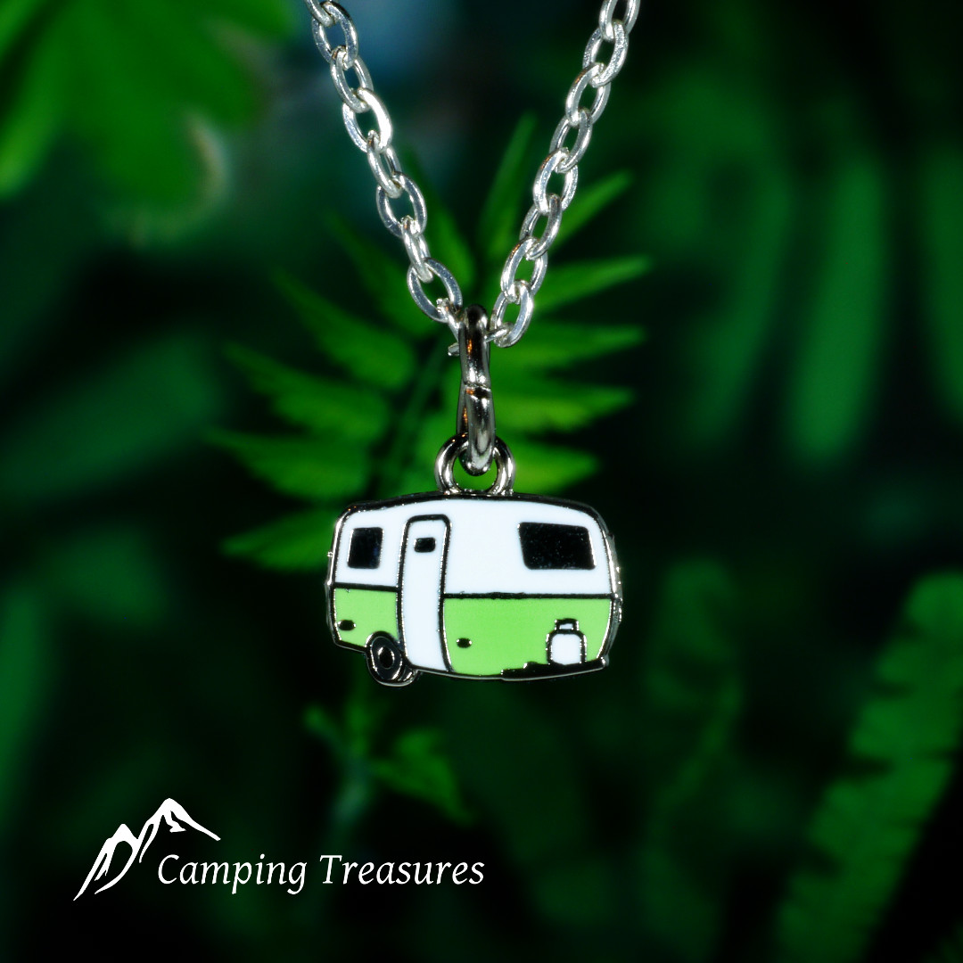 Necklace – Boler/Scamp – Green