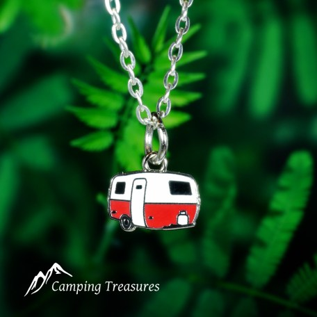 Red Boler Necklace