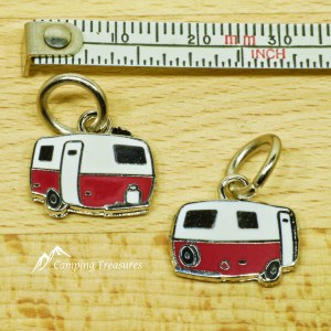 Pendant / Charm – Boler/Scamp – Red