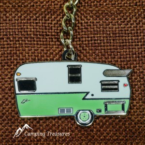 Key Chain – Shasta – Seafoam Green