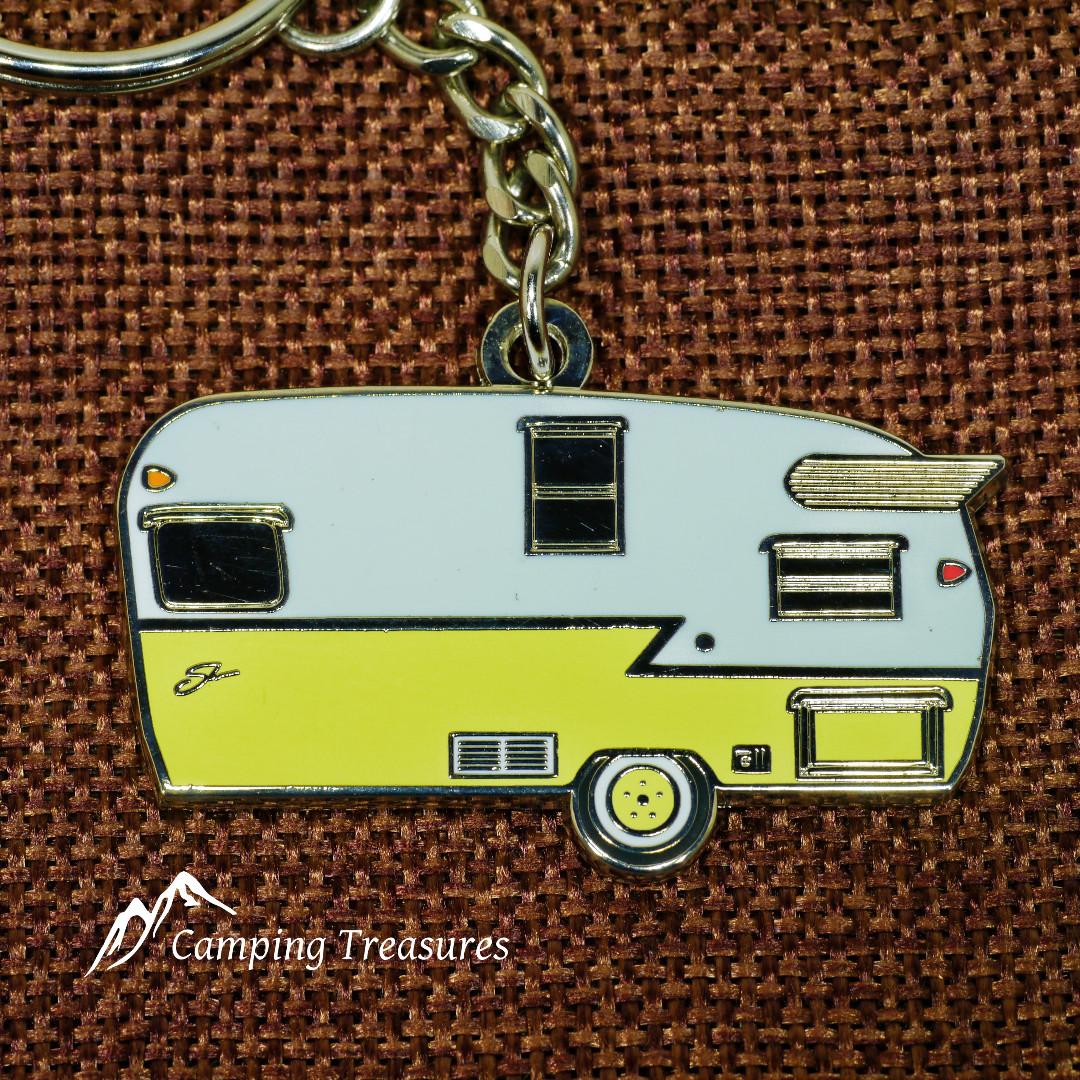 Key Chain – Shasta – Butternut Yellow