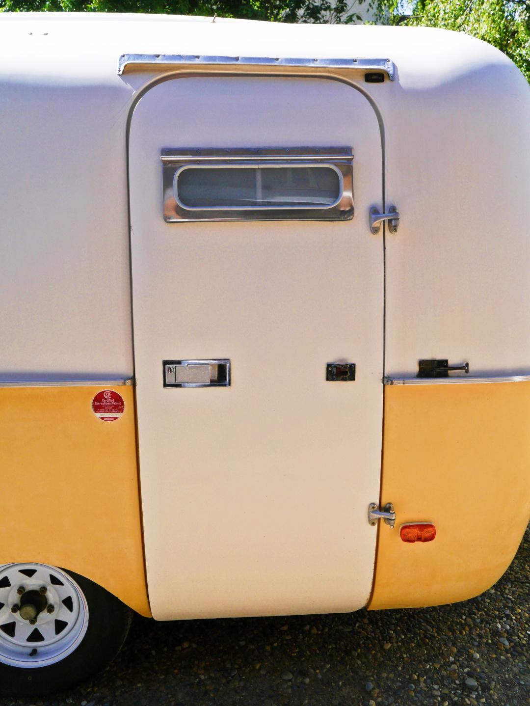 Door Lock Replacement Kit - Camping Treasures