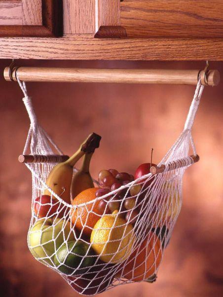 Under Cabinet Fruit Basket