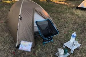 キャンプ/日本一周
