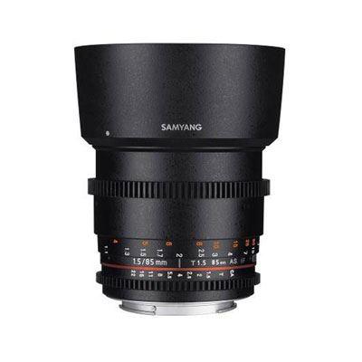 Samyang VDSLR Cinema Kit 2 - Canon Fit