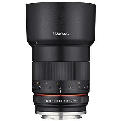 Samyang 85mm F1.8 MF Lens